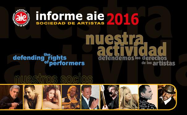 Informe AIE 2016