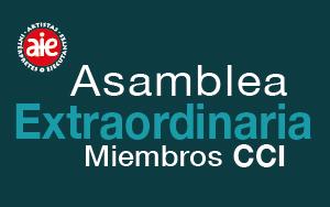 Asamblea Extraordinaria 2020
