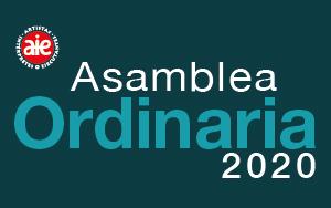 Asamblea Ordinaria 2020