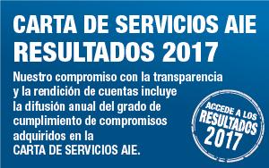 Banner RESULTADOS 2017 DE CARTA DE SERVICIOS 4abr18