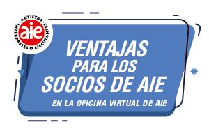 Propuesta banner Ventajas Socios AIE opción 2 azul