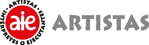 logo AIE Artistas web