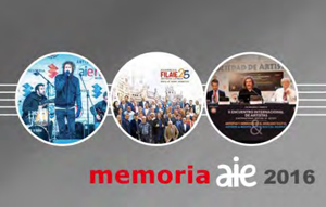 Memoria AIE 2016