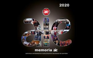 Memoria AIE 2020